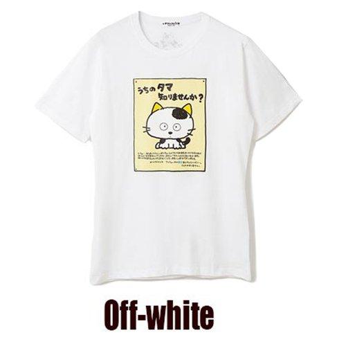 天竺 半袖Tシャツ(ホワイト/L) UT1182-430 TA