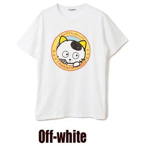 天竺 半袖Tシャツ(ホワイト/L) UT1182-431 TA