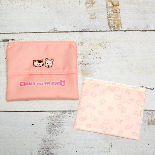 ポケットティッシュケース(ピンク) TF24 TA