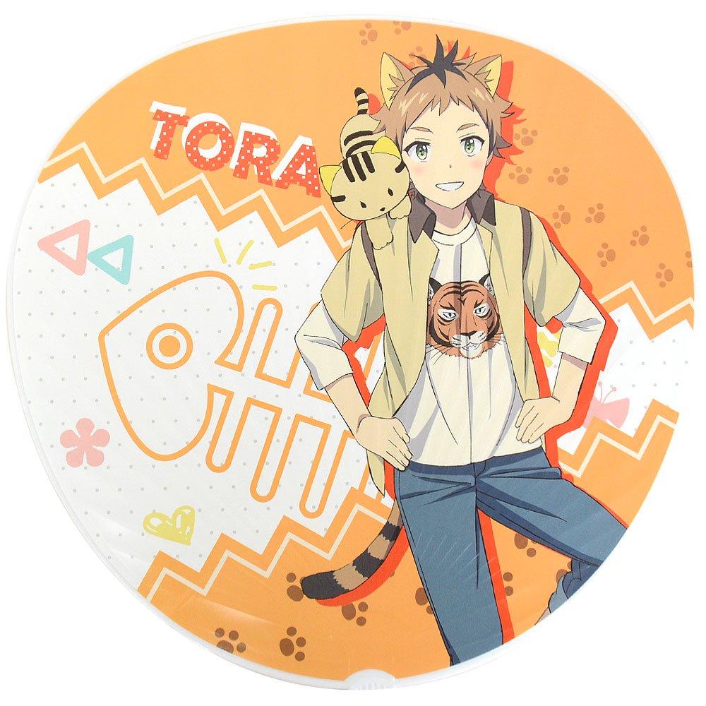 【うちタマ?!】ビッグうちわ(トラ)UT12 TA