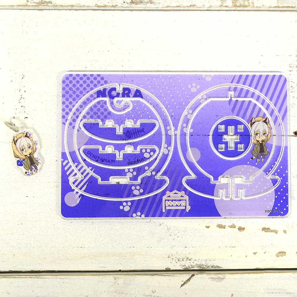 【うちタマ?!】くるくるアクリルスタンド(ノラ)UT22 TA