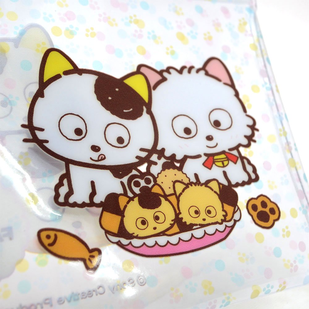 【公式ショップ限定】クリアポーチ(クッキー)TA