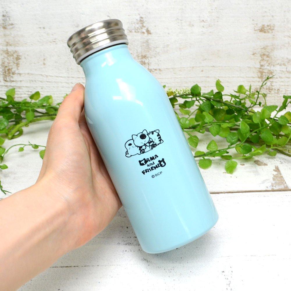 【公式ショップ限定】真空ボトル(ペールブルー)TA