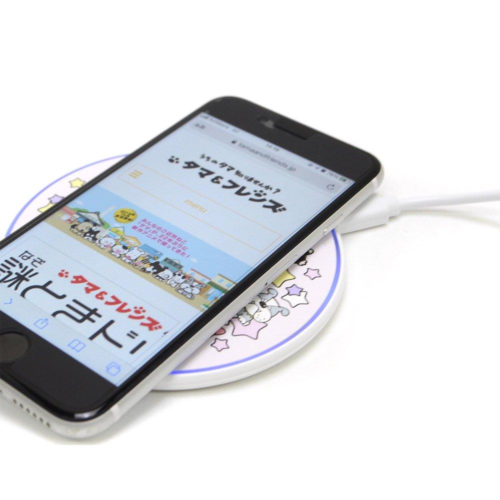 <img class='new_mark_img1' src='https://img.shop-pro.jp/img/new/icons11.gif' style='border:none;display:inline;margin:0px;padding:0px;width:auto;' />【公式ショップ限定】ワイヤレス充電器(スター)TA