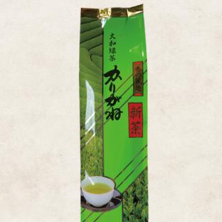 大和茶自園製茶 中尾農園 かりがね