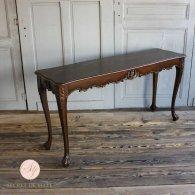 サイドテーブル 幅150cm ブラウン 4235-4-5 リプロ B 150*40*10