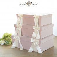 ジェニファーテイラー Velours-NPK BOX3Pセット (ピンク) jf-33061bx