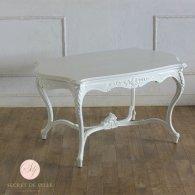 サイドテーブル ホワイト 4226-s-18 リプロ C 105*68*57