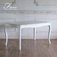 Fiore フィオーレシリーズ ダイニングテーブル sa-c-1174wh-135