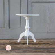 カフェテーブル コンパクトサイズ ホワイト 4032-18 リプロ B 55*55*67