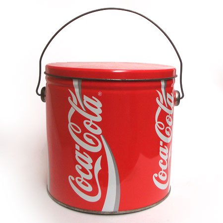 Coca・Cola ティン缶