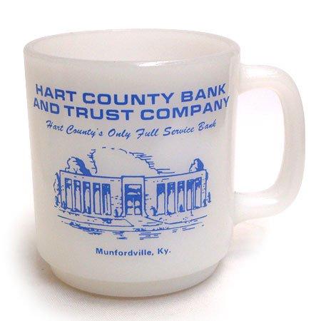 グラスベイク HART COUNTY BANK AND TRUST COMPANY マグ