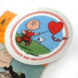 <img class='new_mark_img1' src='//img.shop-pro.jp/img/new/icons13.gif' style='border:none;display:inline;margin:0px;padding:0px;width:auto;' />PEANUTS 1981バレンタインプレート