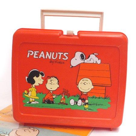 THERMOS 70's Peanuts ランチボックス