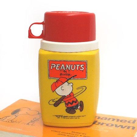 THERMOS 70's Peanuts(チャーリーブラウン )サーモス(水筒)