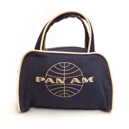 PAN AM  トイレタリーバック