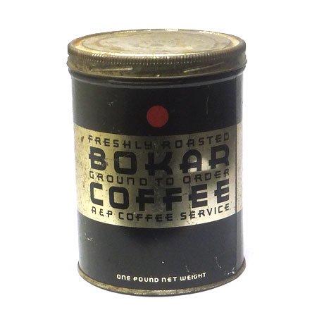 BOKAR COFFEE ティン缶