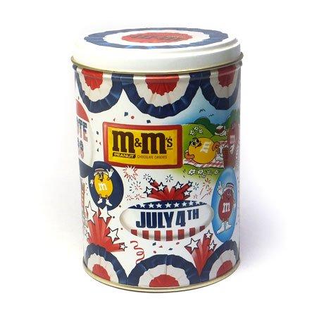 m&m's VOTE'88 ティン缶