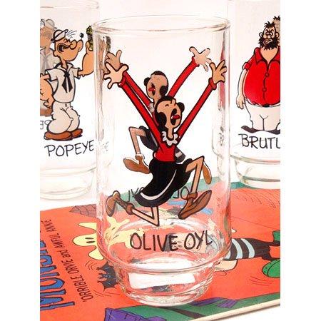 '75 Coca・Cola オリーブオイルグラス