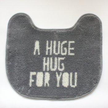 【トイレタリー】HUGE HUG トイレマット