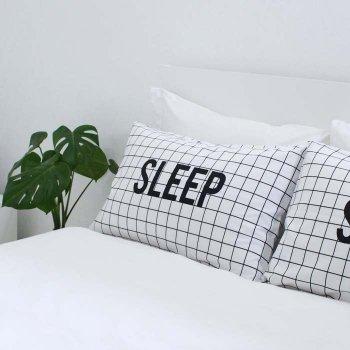 【ピローカバー】グラフチェック × SLEEP ピローカバー
