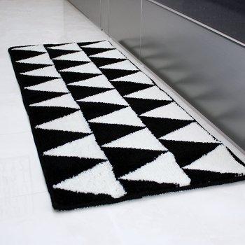 【キッチンマット】トライアングル キッチンマット 45cm×120cm