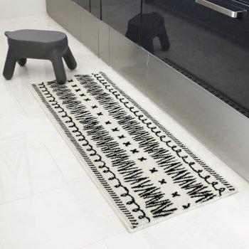 【キッチンマット】ネイティブ柄 キッチンマット 45cm×120cm