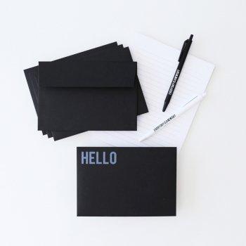 【sisdesign】Hello 封筒 10枚入り