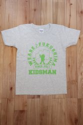 カレッジ風Tシャツ 子供