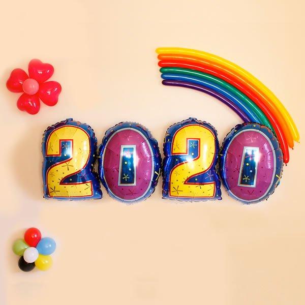 2020年TOKYOオリンピック・パラリンピックを盛り上げようバルーン