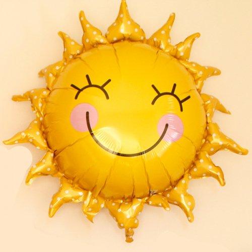お家で夏バルーン!2020「太陽」