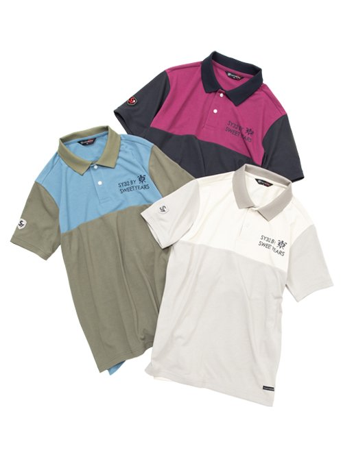 POLO SHIRTS 2<img class='new_mark_img2' src='https://img.shop-pro.jp/img/new/icons1.gif' style='border:none;display:inline;margin:0px;padding:0px;width:auto;' />