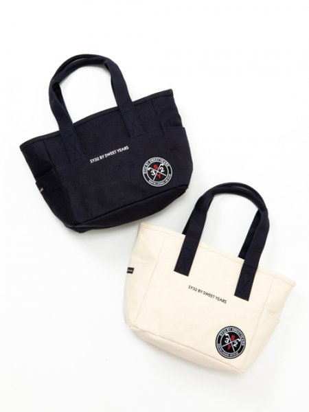 CANVAS TOTO BAG (SMALL)<img class='new_mark_img2' src='https://img.shop-pro.jp/img/new/icons1.gif' style='border:none;display:inline;margin:0px;padding:0px;width:auto;' />