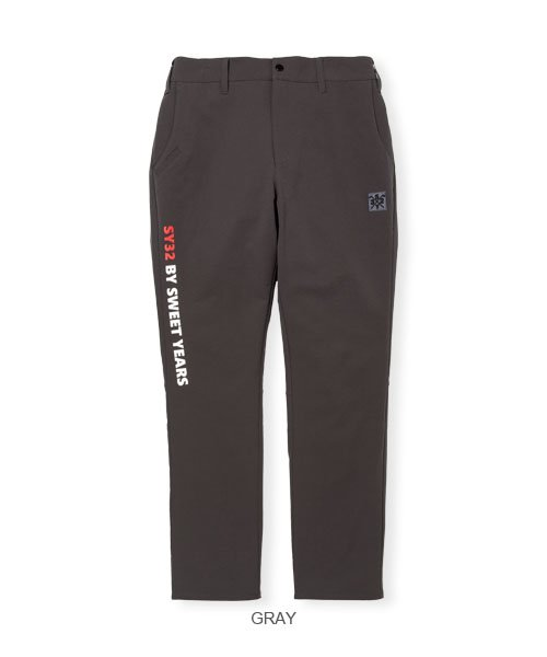 STRETCH WOVEN GOLF PANTS<img class='new_mark_img2' src='https://img.shop-pro.jp/img/new/icons1.gif' style='border:none;display:inline;margin:0px;padding:0px;width:auto;' />