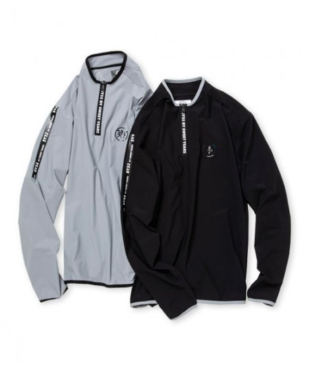 Carvico HALF ZIP<img class='new_mark_img2' src='https://img.shop-pro.jp/img/new/icons1.gif' style='border:none;display:inline;margin:0px;padding:0px;width:auto;' />