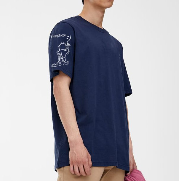 GAZA Tシャツ<Happiness>