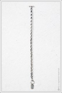 CHAIN BRECELET TYPE B<br>【Silver】