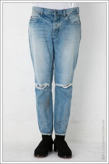 "TAPERED DENIM ""dmg""<br>【Indigo】"