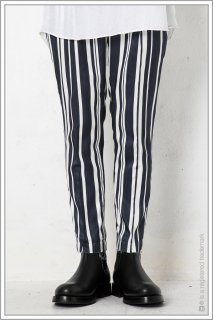 "1TUCK CUT TROUSERS ""bs""<br>【Navy】"