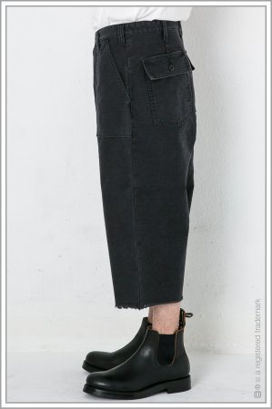 BAKER PANTS<br>【Black】