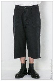 BAKER PANTS<br>【Black】