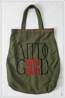 "TOTE BAG ""embroidery"" <br>【Khaki】"