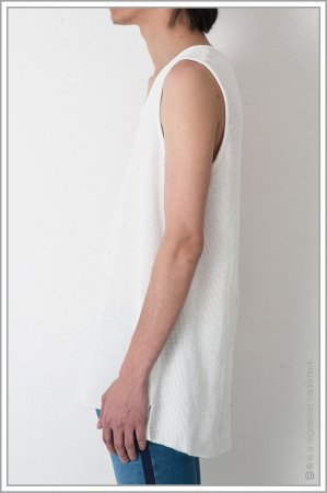 """TANK TOP """"thermal""""<br>【Off】"""
