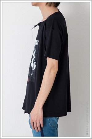 M S/S<br>【Black】