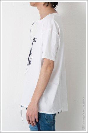 M S/S<br>【White】