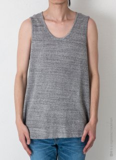 "TANK TOP ""thermal""<br>【gray】"