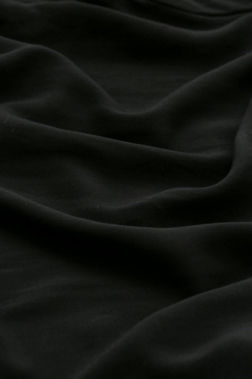 OPEN SHT S/S【Black】