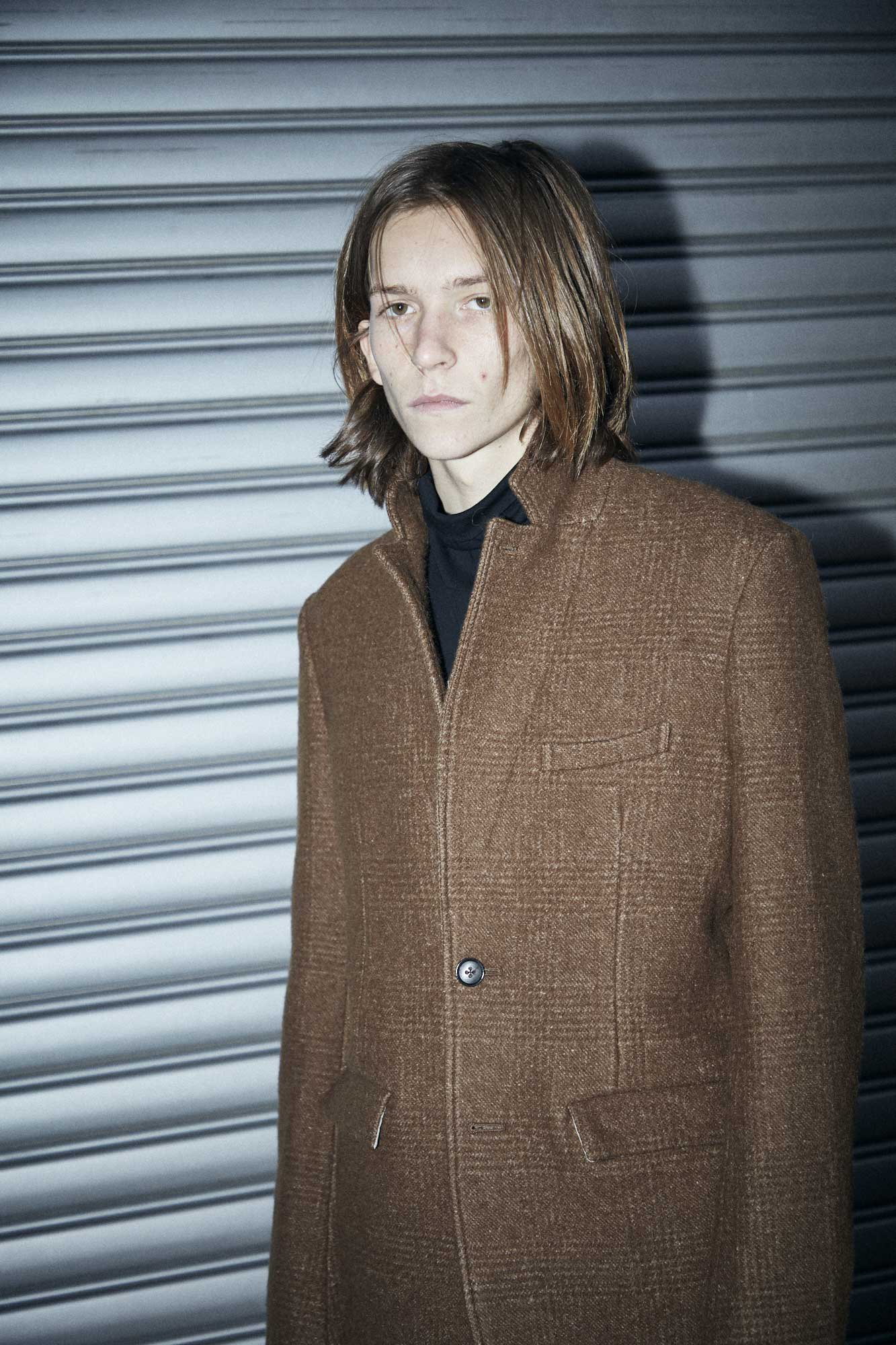 2B JKT【Brown】