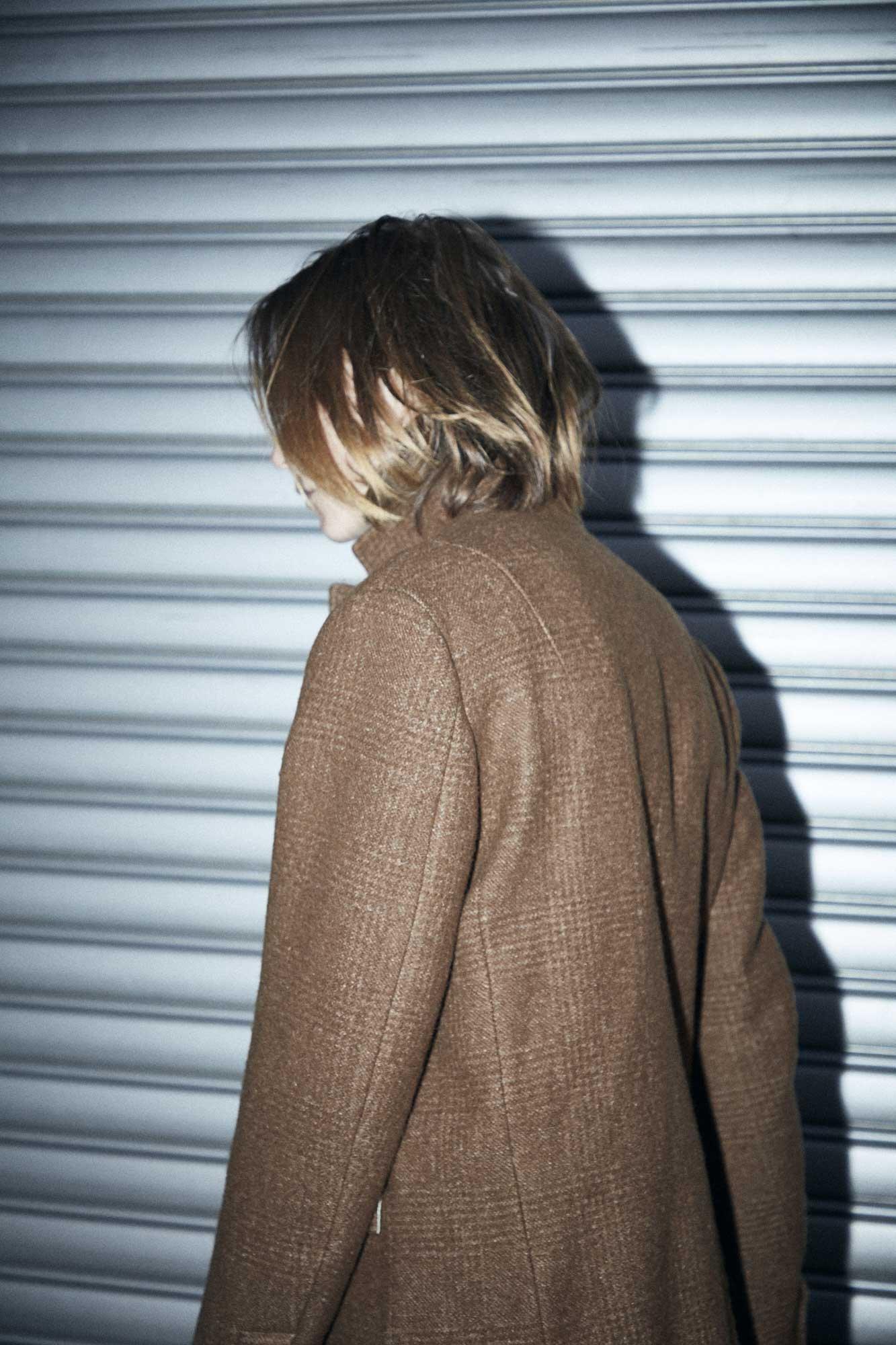 2B JKT【Brown】