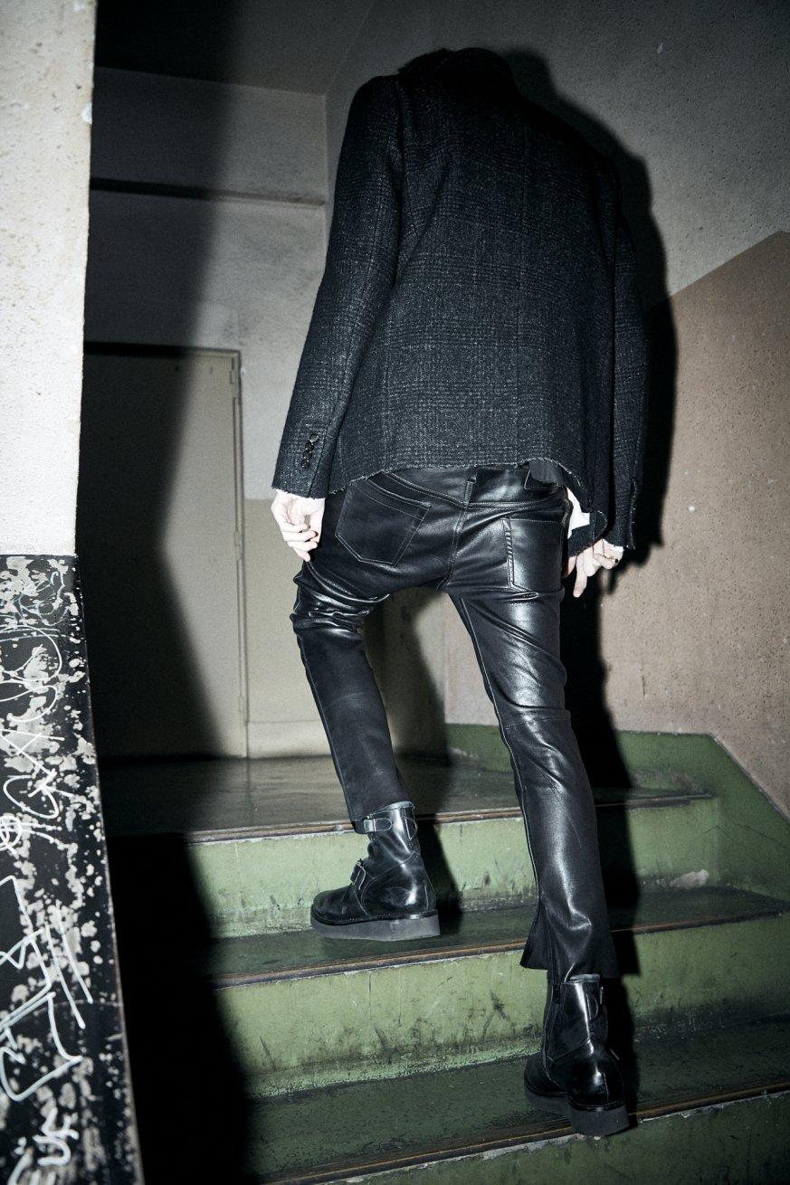 2B JKT【Black】
